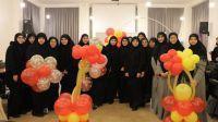 ورشة عمل تدريبية حول تزيين البالونات في مبنى الاتحاد