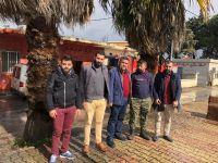 جولة ميدانية لرئيس اتحاد بلديات جبل عامل على مراكز الدفاع المدني ضمن نطاق الاتحاد