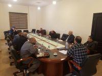اجتماع لمواجهة تفشي مرض كورونا في اتحاد بلديات جبل عامل