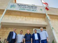 زيارة اتحاد بلديات جبل عامل مركز أمن عام الطيبة الاقليمي