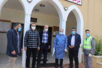 زيارة رئيس اتحاد بلديات جبل عامل مركز المصطفى (ص) في قبريخا