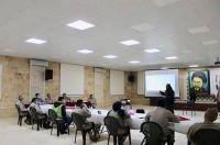 جمعية الرسالة للاسعاف الصحي _الدفاع المدني تنفذ (14 ورشة) تدريبية لعناصر فرقها