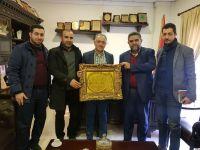 رئيس اتحاد بلديات جبل عامل التقى رئيس المنطقة التربوية في محافظة النبطية.