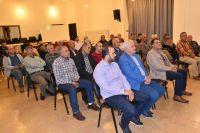 لقاء حواري مع البلديات والمزارعين حول مشروع الليطاني في اتحاد بلديات جبل عامل