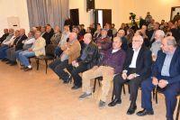 محاضرة حول كيفية تقليم وأمراض الزيتون في مركز اتحاد بلديات جبل عامل