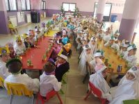 احتفالات ولادة الرسول الاكرم (ص) في مدارس اتحاد بلديات جبل عامل الرسمية
