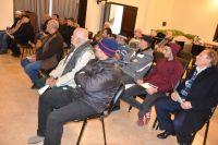 ورشة تدريبية حول تقليم الكرمة في مبنى اتحاد بلديات جبل عامل