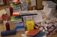 توزيع ادوية مجانية على مستوصفات الإتحاد