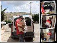 تقديم مساعدات طبية لبلدية قبريخا