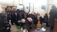 دورة عملية وورشة تدريب لتصنيع البان واجبان في بلدة مجدل سلم
