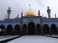 زيارة للاماكن المقدسة في سوريا للفائزين بمسابقة( الحفظ الميسر من القرآن الكريم)