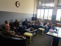 لقاء تنسيقي للانشطة التربوية والرياضية في ثانوية ميس الجبل الرسمية